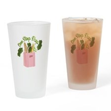 One Stop Shop Drinking Glass