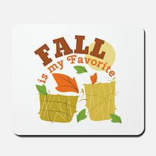 Fall Favorite Mousepad
