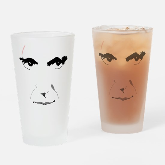 Funny Scarface Drinking Glass