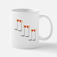 Race Hurdles Mugs