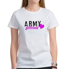 Army girlfriend Tee