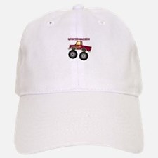 Monster Truck Madness Baseball Baseball Cap