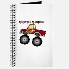 Monster Truck Madness Journal
