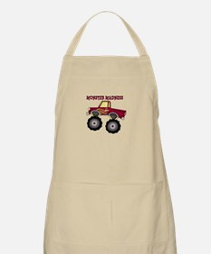 Monster Truck Madness Apron
