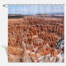 BRYCE CANYON AMP Shower Curtain