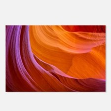 ANTELOPE CANYON 2 Postcards (Package of 8)