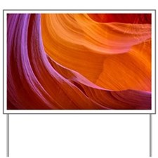 ANTELOPE CANYON 2 Yard Sign