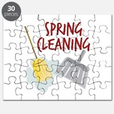 Spring Cleaning Puzzle