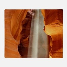 ANTELOPE CANYON 1 Throw Blanket