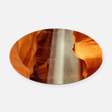 ANTELOPE CANYON 1 Oval Car Magnet
