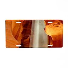 ANTELOPE CANYON 1 Aluminum License Plate