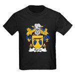 Agraz Family Crest Kids Dark T-Shirt