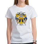 Agraz Family Crest Women's T-Shirt