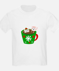 COCOA AND MARSHMELLOWS T-Shirt