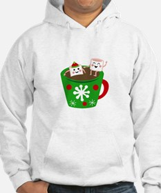 COCOA AND MARSHMELLOWS Hoodie