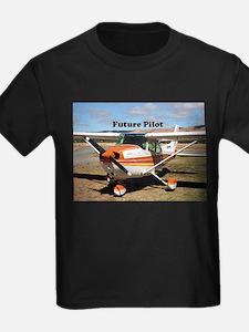 Future Pilot high wing aircraft T-Shirt