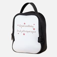extBFgirly.png Neoprene Lunch Bag