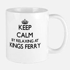 Keep calm by relaxing at Kings Ferry Georgia Mugs