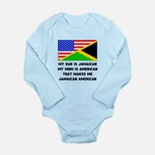 That Makes Me Jamaican American Body Suit