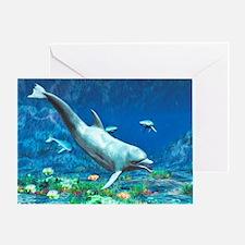 Underwater World 2 Greeting Cards