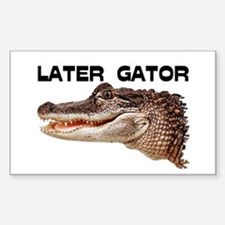 GATOR Rectangle Decal