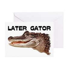 GATOR Greeting Cards (Pk of 10)