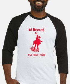 Unique French teacher Baseball Jersey