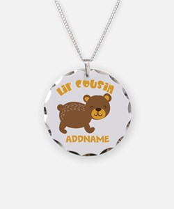 Personalized Name Little Cou Necklace