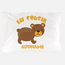 Personalized Name Little Cousin Pillow Case