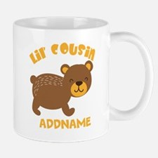Personalized Name Little Cousin Mug