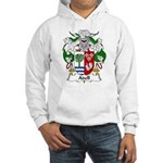 Adell Family Crest Hooded Sweatshirt