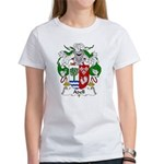 Adell Family Crest Women's T-Shirt