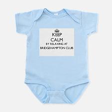 Keep calm by relaxing at Bridgehampton C Body Suit