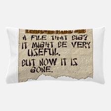parchment haiku 86 flat.png Pillow Case