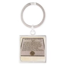 1961 Civil Rights March Keychains