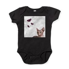 cat 578 Baby Bodysuit