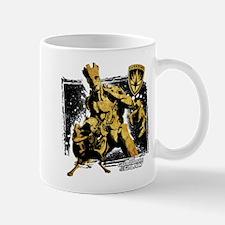 GOTG Rocket Groot Grunge Mug