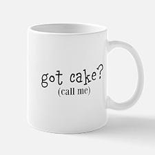 Got Cake Mugs