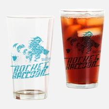GOTG Rocket Spatter Drinking Glass
