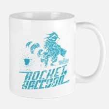 GOTG Rocket Spatter Mug