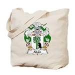 Adan Family Crest Tote Bag