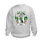 Adan Family Crest Kids Sweatshirt