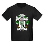 Adan Family Crest Kids Dark T-Shirt