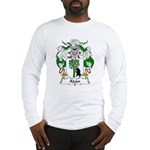 Adan Family Crest Long Sleeve T-Shirt