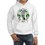 Adan Family Crest Hooded Sweatshirt
