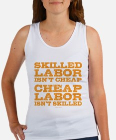 Skilled Labor Tank Top