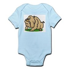 JHES Bulldog Body Suit