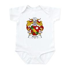 Adame Family Crest Infant Bodysuit