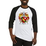 Adame Family Crest Baseball Jersey