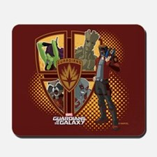 GOTG Team Emblem Mousepad